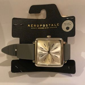 Grey Square Aeropostale Watch